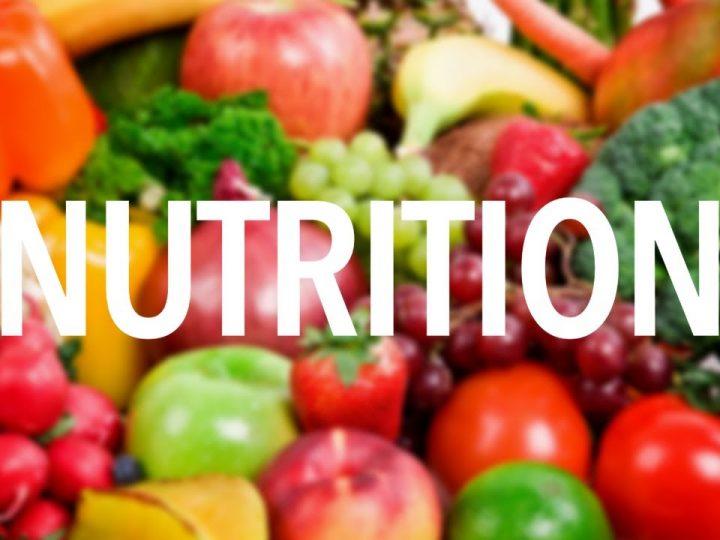 Διατροφή … Ο αδύναμος κρίκος